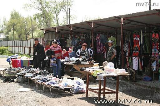 В Челябинской области из-за распространения COVID-19 закрыли рынок 1