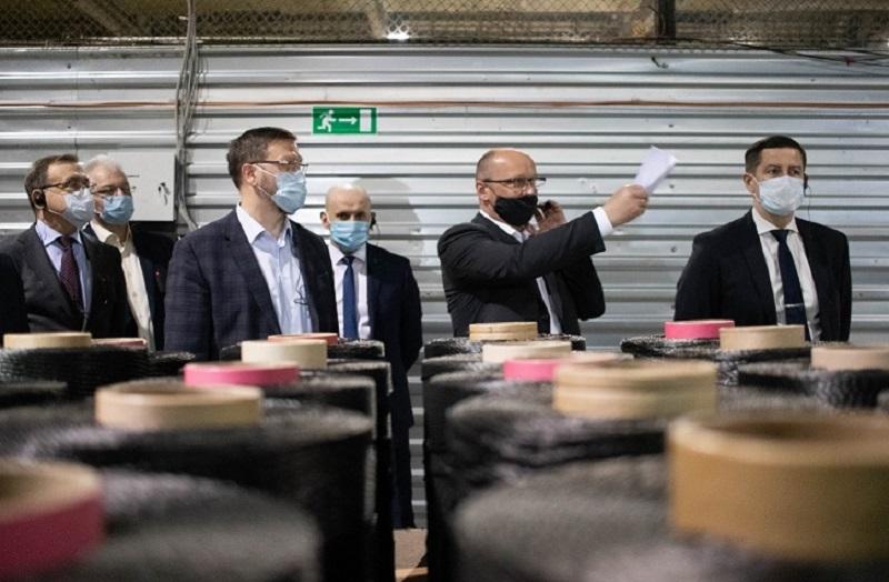 Челябинская фабрика шнуров наладила производство нового вида продукции 1
