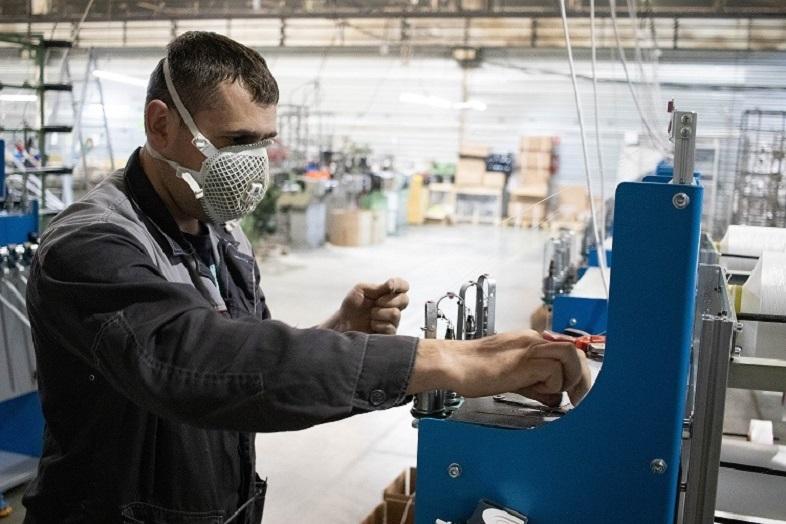 Челябинская фабрика шнуров наладила производство нового вида продукции 2