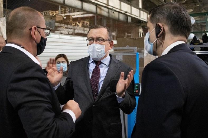 Челябинская фабрика шнуров наладила производство нового вида продукции 4