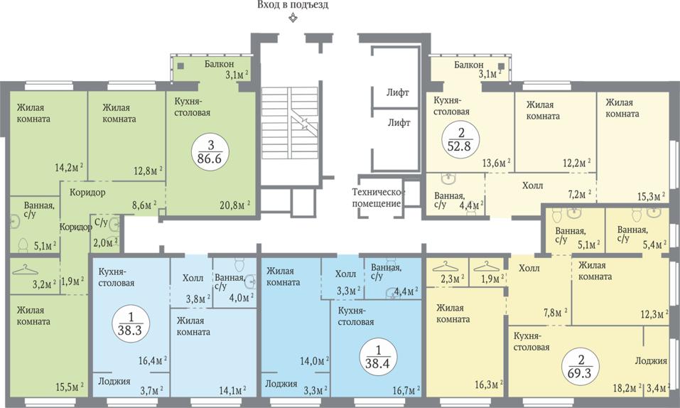 Индустриальный дом: новые технологии для комфортной жизни  4