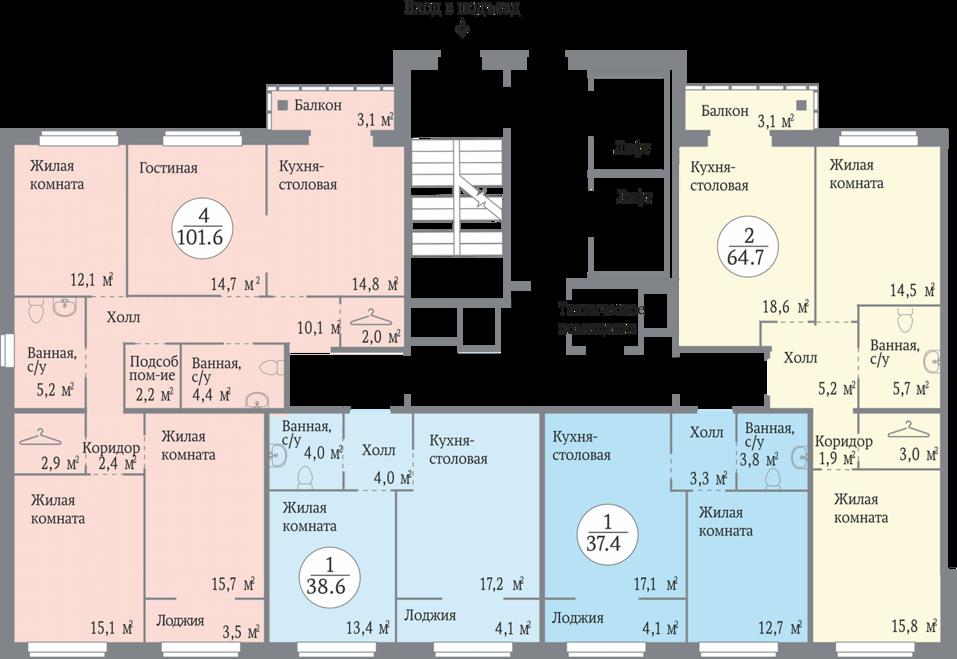 Индустриальный дом: новые технологии для комфортной жизни  5