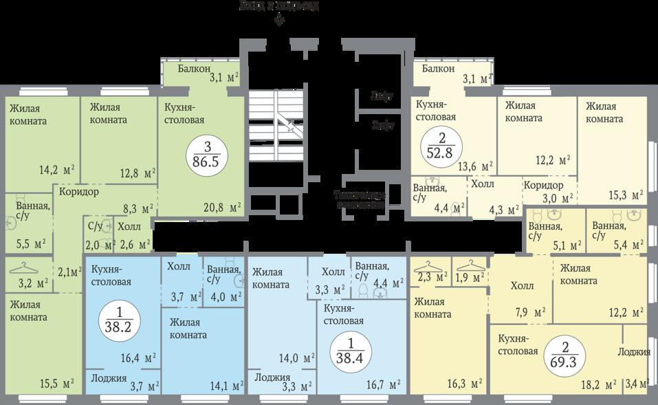Индустриальный дом: новые технологии для комфортной жизни  6