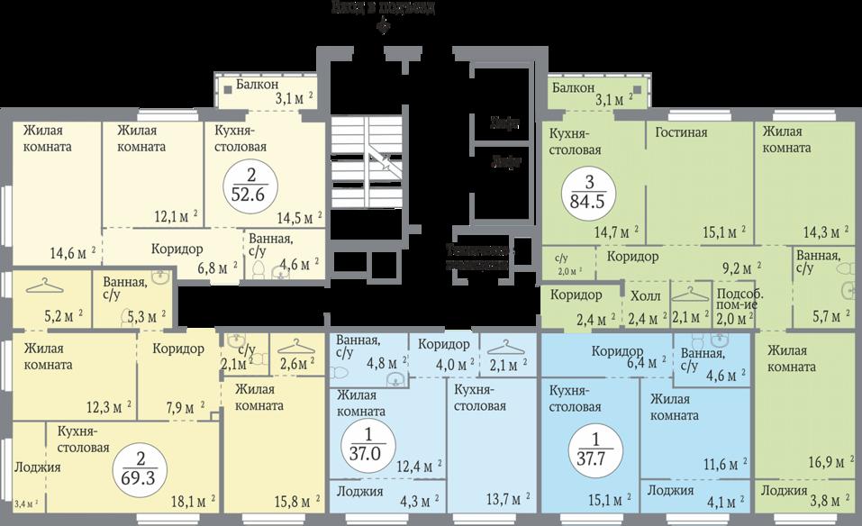 Индустриальный дом: новые технологии для комфортной жизни  7