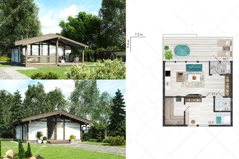 Карантинолето: DK.RU представляет витрину предложений на рынке загородной недвижимости 5