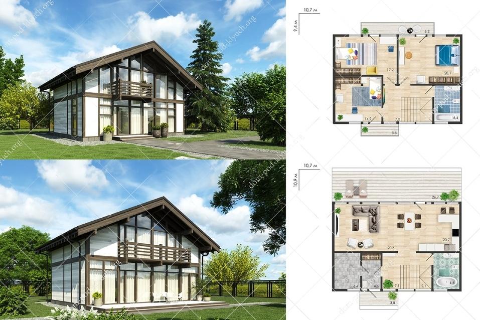 Карантинолето: DK.RU представляет витрину предложений на рынке загородной недвижимости 6