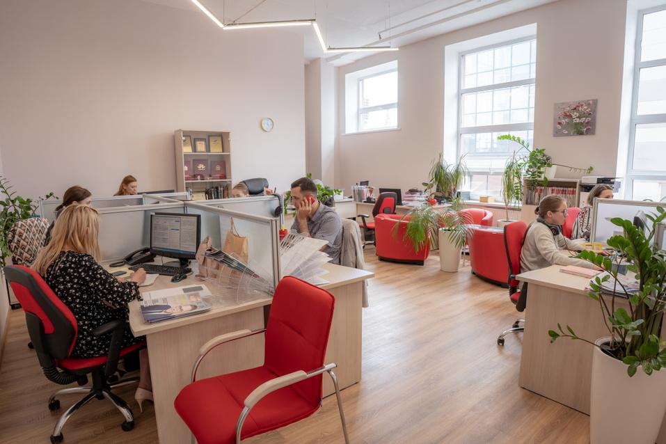 Смарт-офисы: заходи и работай       7