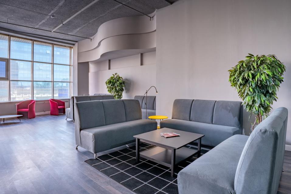 Смарт-офисы: заходи и работай       4