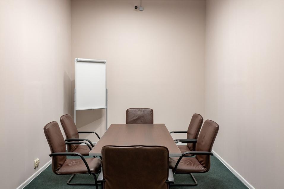 Смарт-офисы: заходи и работай       6