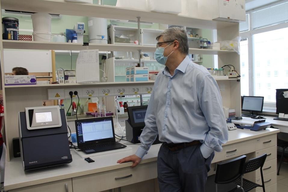 Решения новосибирских ученых помогут в борьбе с онкологией. Нужно финансирование 2