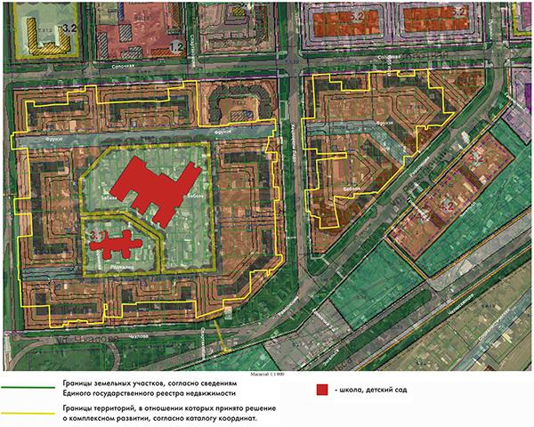 Градостроительная новелла: В Николаевке планируется первая масштабная реновация 1
