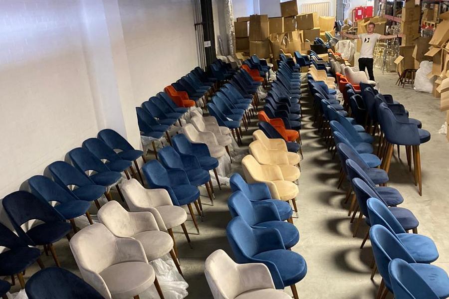Такие стулья продает МODERNIST