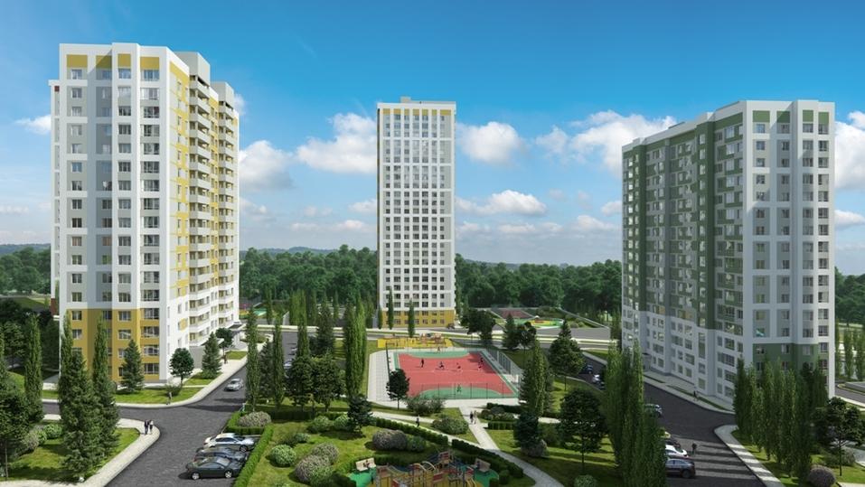12 жилых домов, детский сад и ТЦ. Ведущий нижегородский девелопер начал строить новый ЖК 5