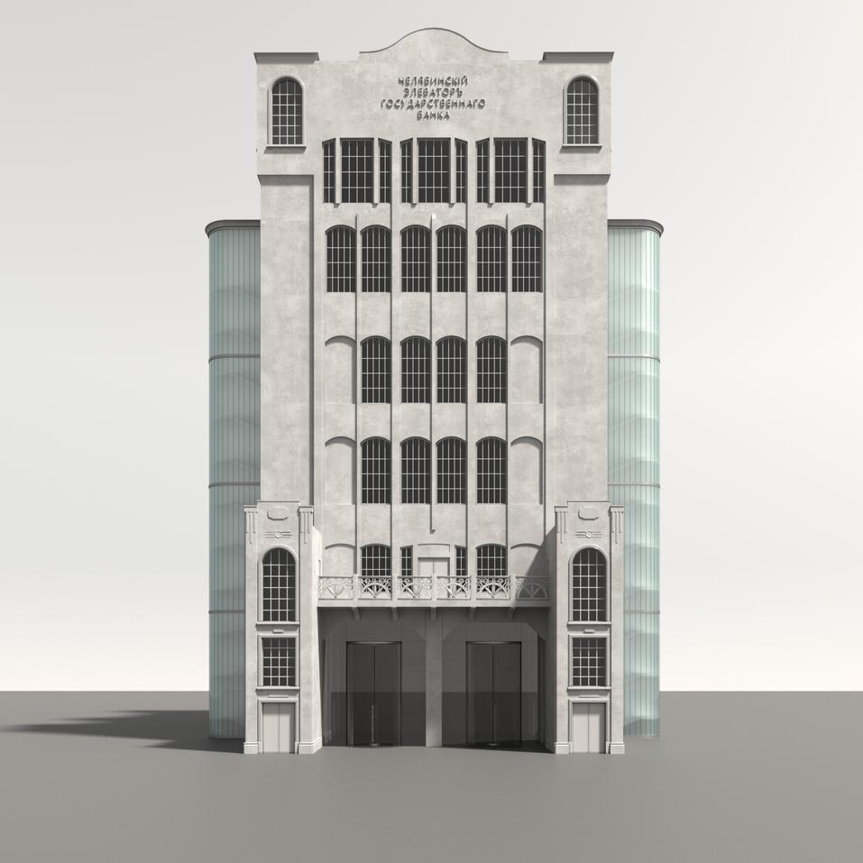 Московские дизайнеры превратили заброшенный челябинский элеватор в культурный центр 1