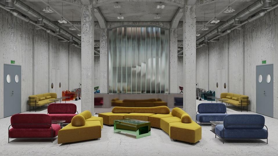 Московские дизайнеры превратили заброшенный челябинский элеватор в культурный центр 5