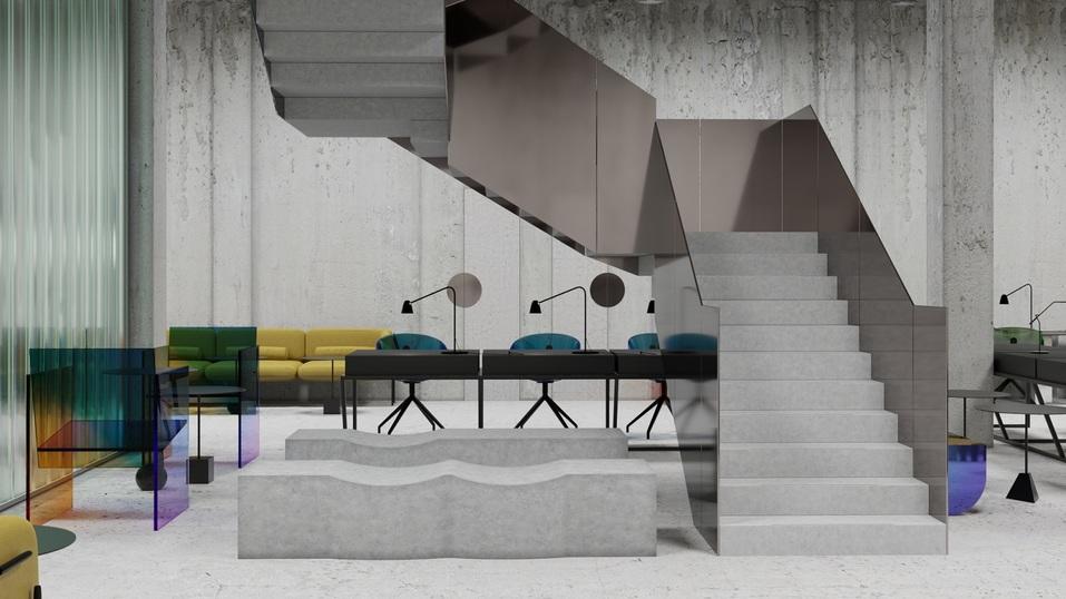Московские дизайнеры превратили заброшенный челябинский элеватор в культурный центр 6