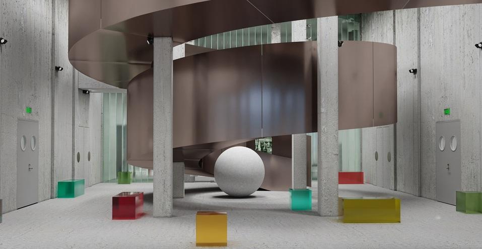 Московские дизайнеры превратили заброшенный челябинский элеватор в культурный центр 7