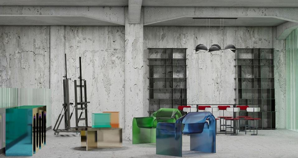 Московские дизайнеры превратили заброшенный челябинский элеватор в культурный центр 8