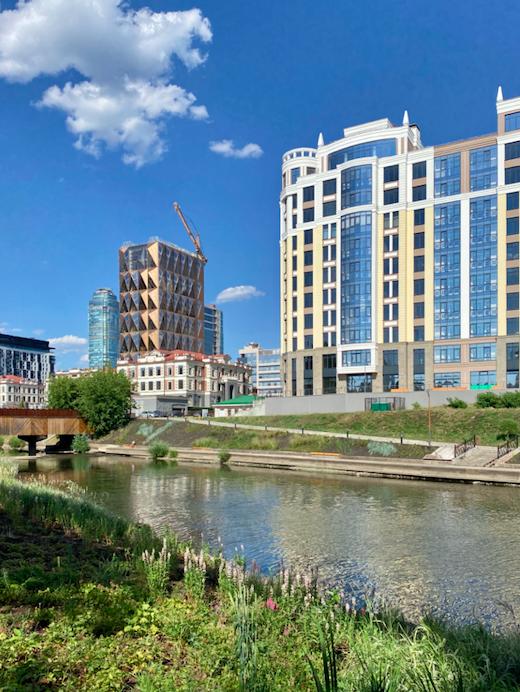 «Приятно делать город комфортнее». Как застройщики преображают Екатеринбург  1