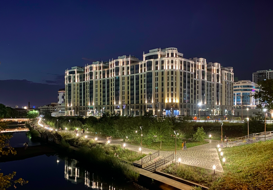 «Приятно делать город комфортнее». Как застройщики преображают Екатеринбург  2