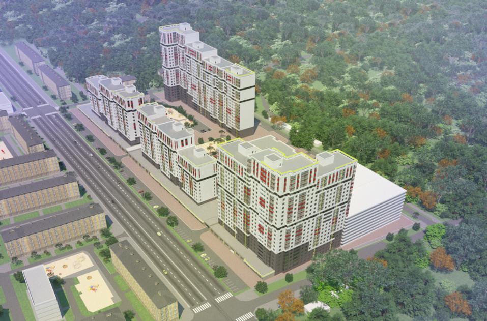 «Приятно делать город комфортнее». Как застройщики преображают Екатеринбург  7