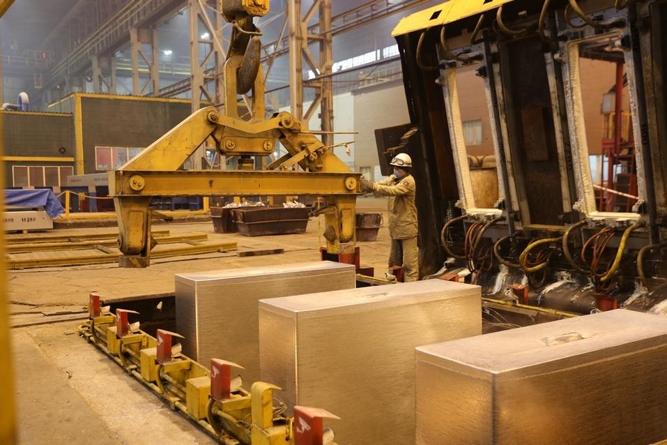 Красноярский алюминиевый завод: все идет по плану 2