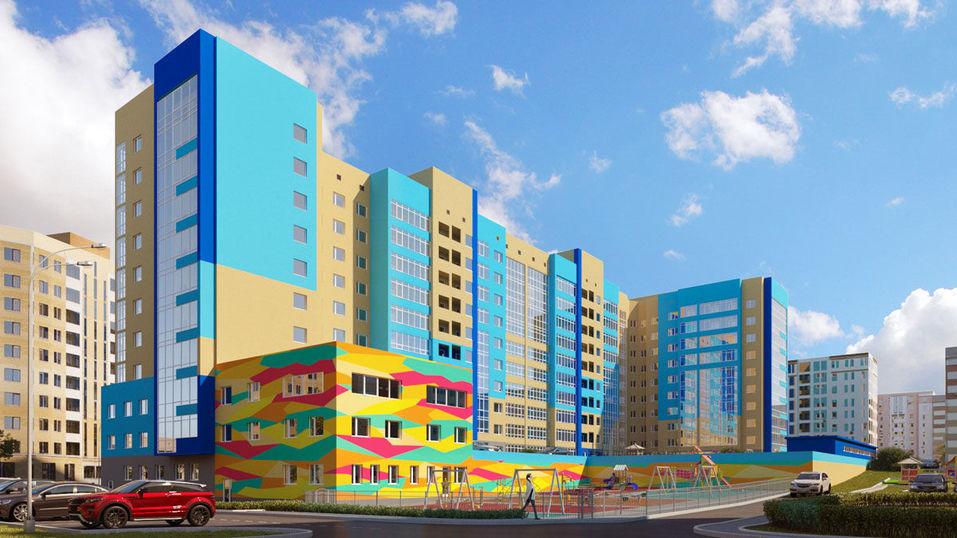 Новостройки 2020: какие ЖК построят в Нижнем Новгороде в ближайшие годы? 1