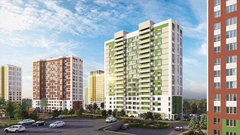 Новостройки 2020: какие ЖК построят в Нижнем Новгороде в ближайшие годы? 4