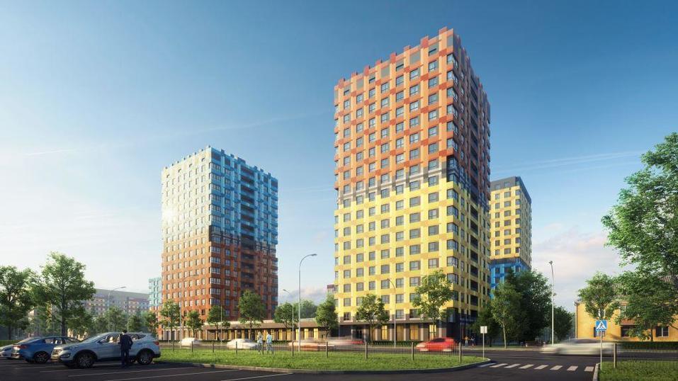 Новостройки 2020: какие ЖК построят в Нижнем Новгороде в ближайшие годы? 6