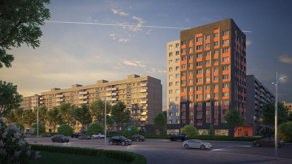 Новостройки 2020: какие ЖК построят в Нижнем Новгороде в ближайшие годы? 7