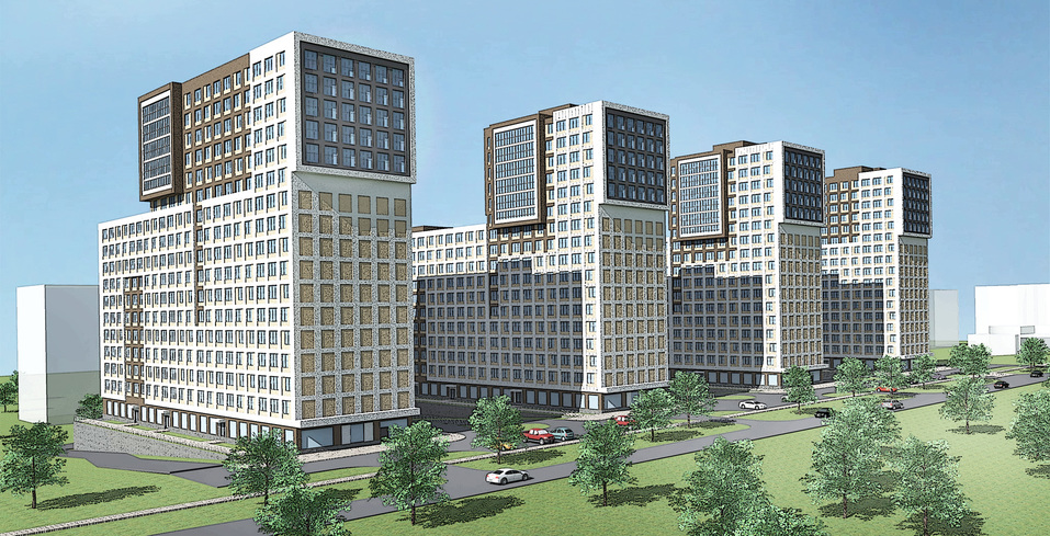 Новостройки 2020: какие ЖК построят в Нижнем Новгороде в ближайшие годы? 8