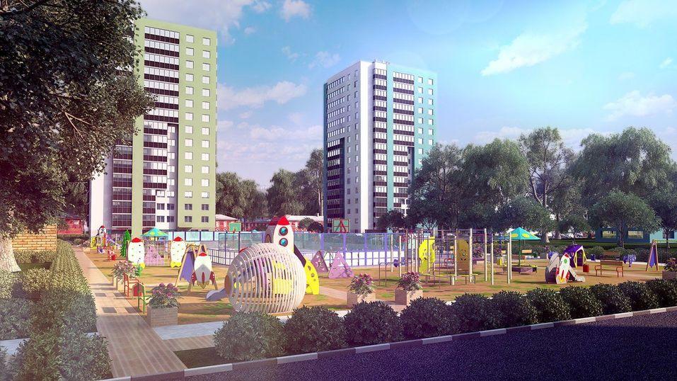 Новостройки 2020: какие ЖК построят в Нижнем Новгороде в ближайшие годы? 9