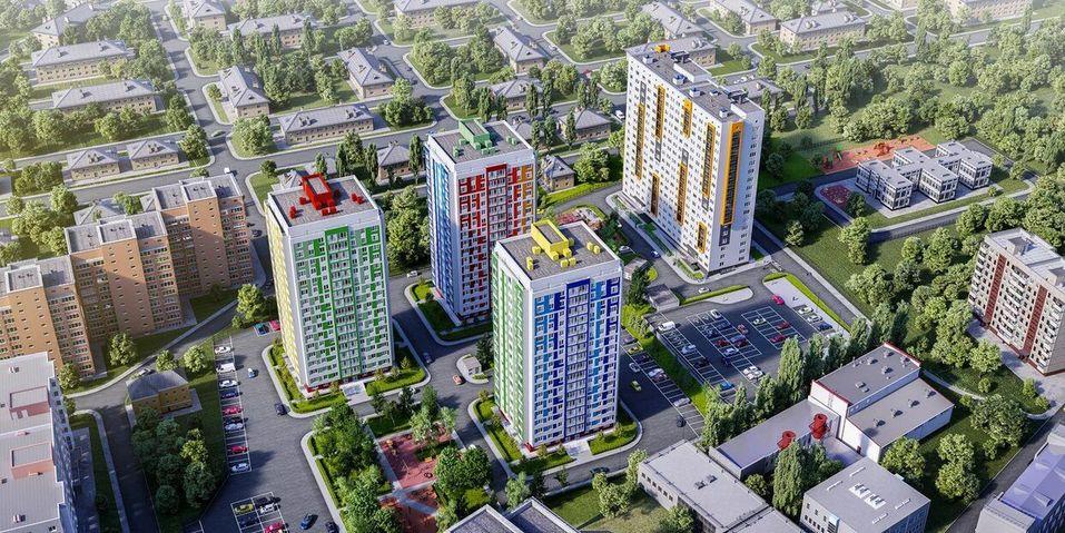 Новостройки 2020: какие ЖК построят в Нижнем Новгороде в ближайшие годы? 12