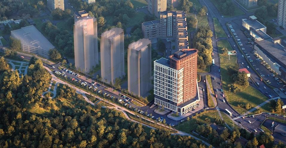 Новостройки 2020: какие ЖК построят в Нижнем Новгороде в ближайшие годы? 17