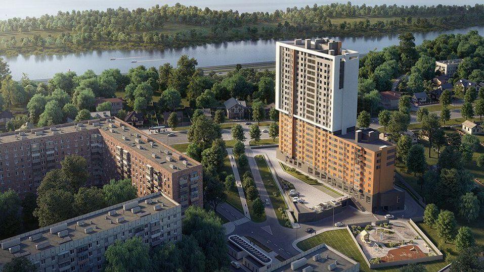 Новостройки 2020: какие ЖК построят в Нижнем Новгороде в ближайшие годы? 18