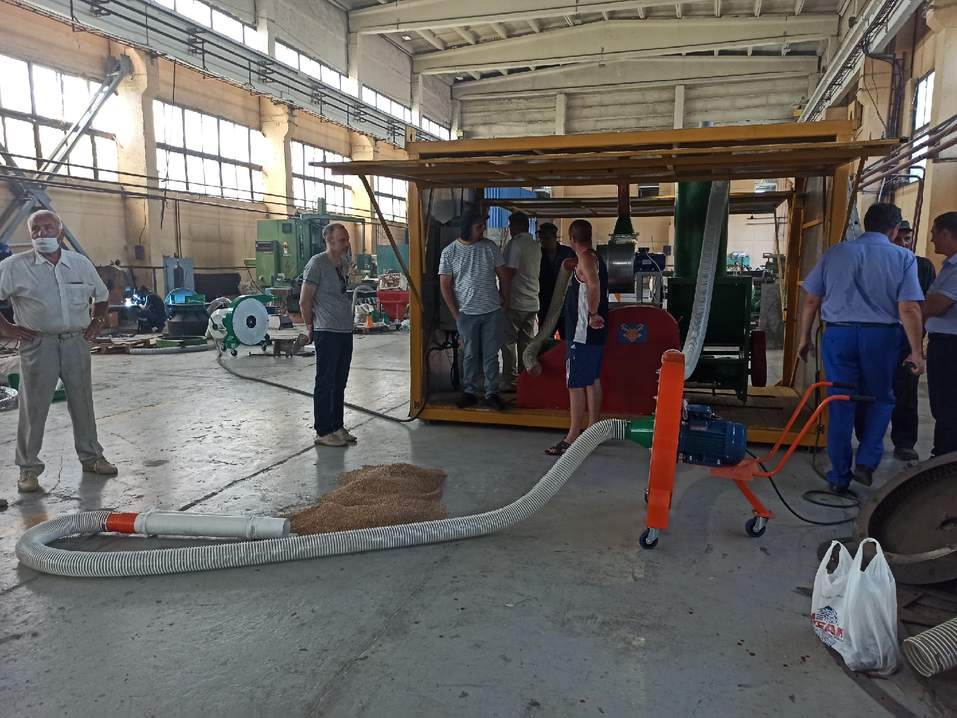 «Функции практически безграничные»: в Коркино нашли способ перерабатывать отходы в корма 9