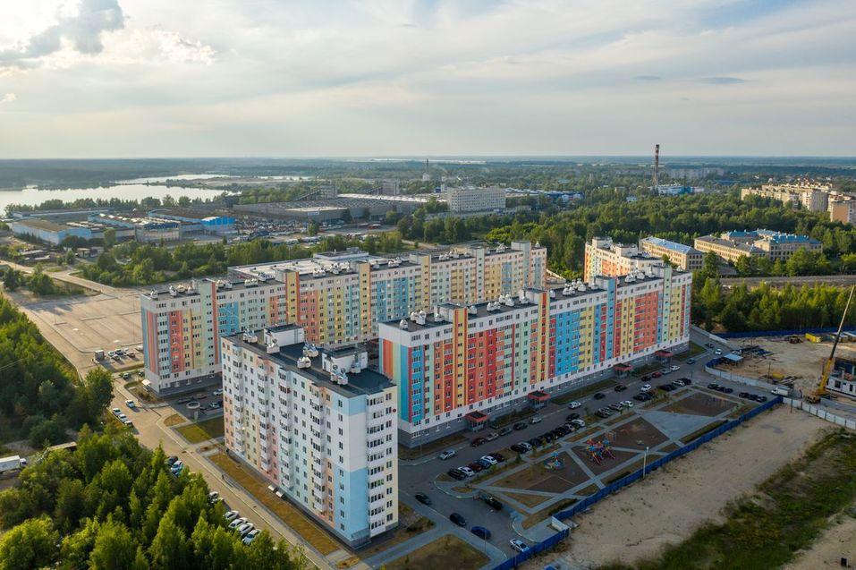 Новостройки 2020: какие ЖК построят в Нижнем Новгороде в ближайшие годы? 13