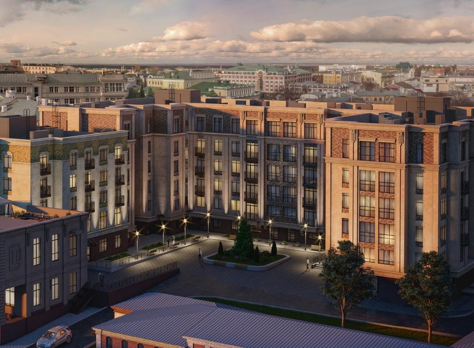 Новостройки 2020: какие ЖК построят в Нижнем Новгороде в ближайшие годы? 20