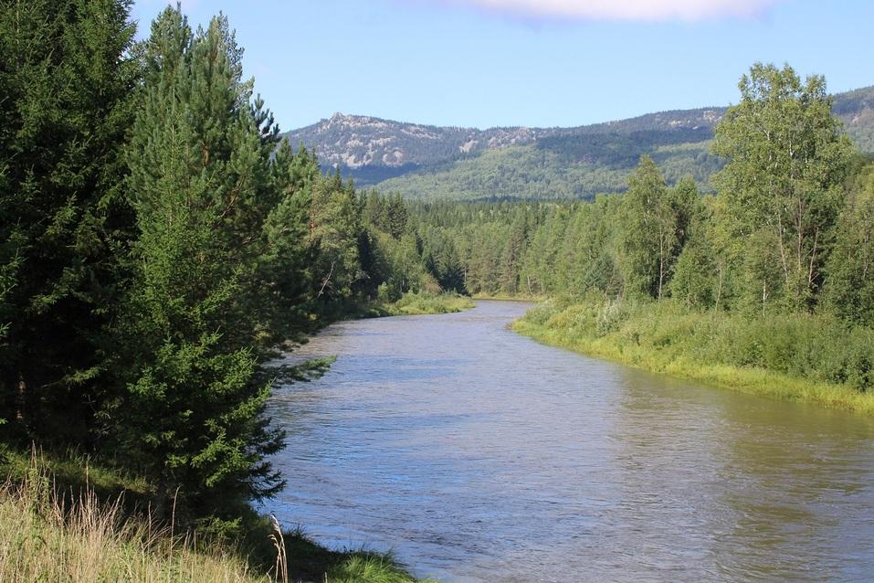 В Тюлюке появится подвесной мост через реку Юрюзань для туристических маршрутов  1