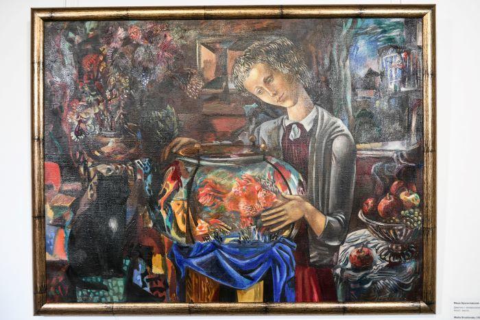 Картина Бусиловского