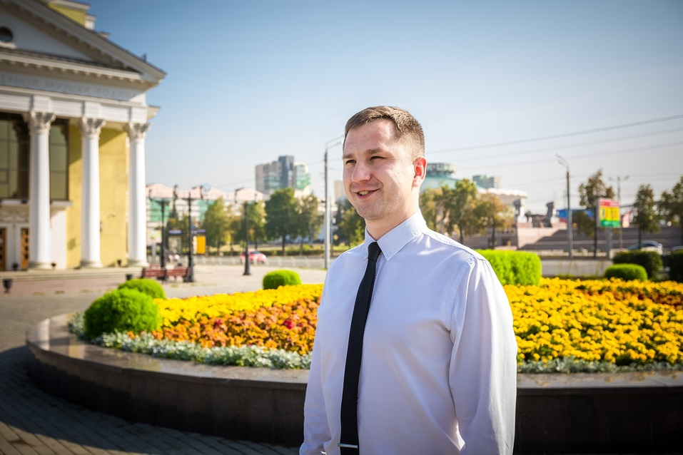 Вице-мэр Александр Егоров – о «раззаборивании», песчаном пляже у «Родины» и аукционах 2