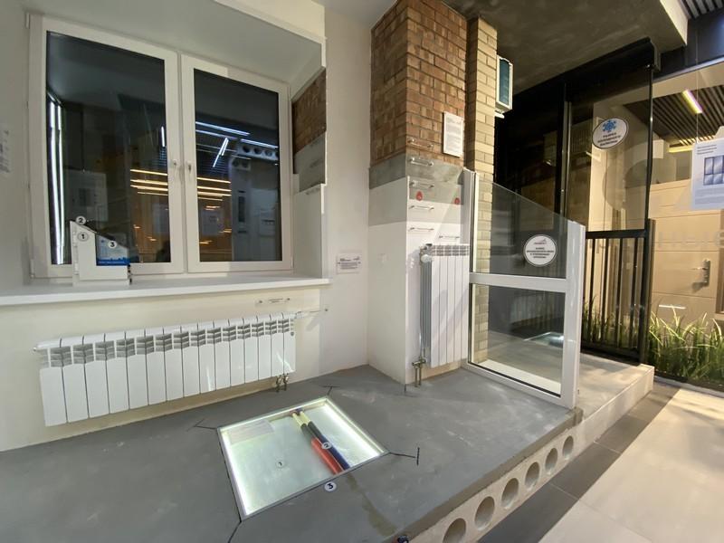 Первый техно-рум в Красноярске: ГСК «АРБАН» разрезала квартиру на части  2