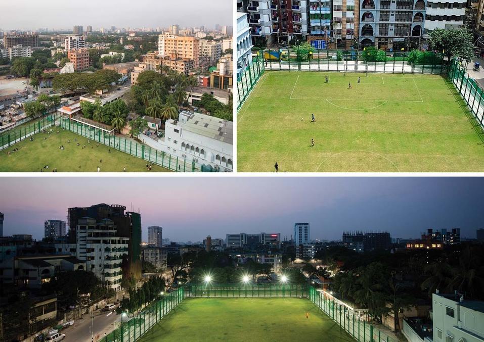 Территория в Бангладеш после изменения