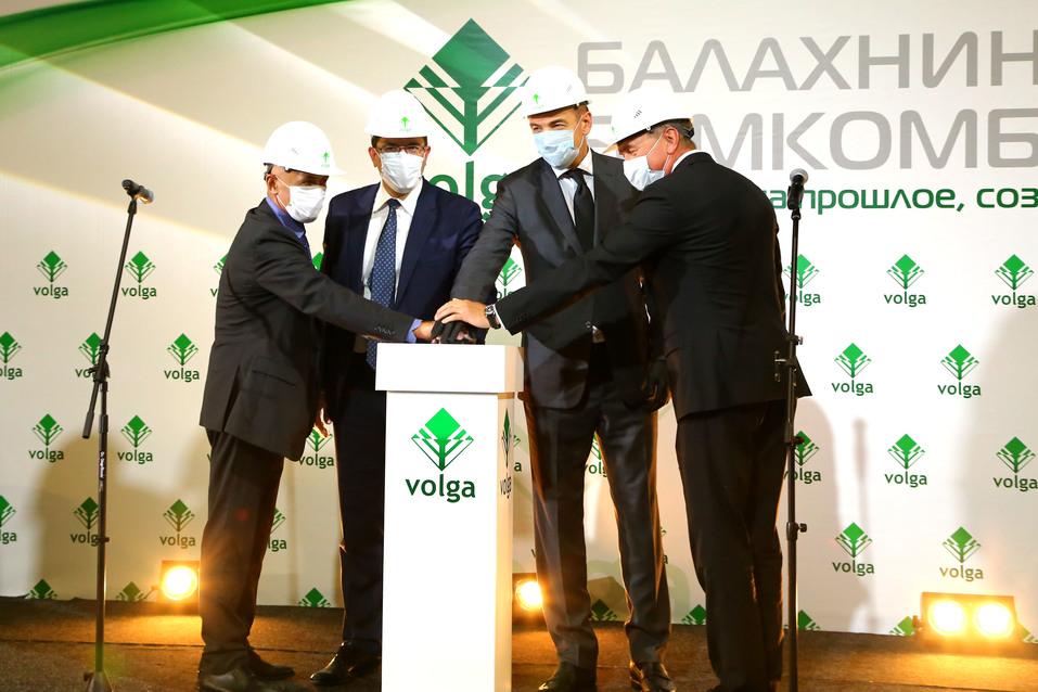 «Цех за 1,5 млрд — это только начало». Как и зачем модернизируется бумкомбинат «Волга»  1