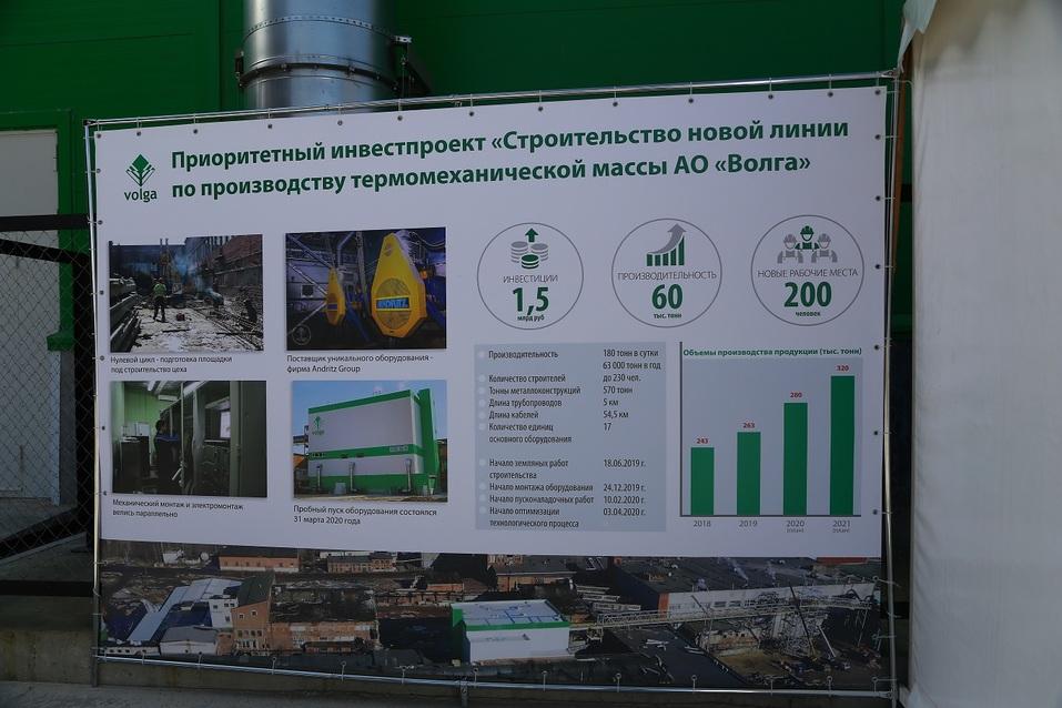 «Цех за 1,5 млрд — это только начало». Как и зачем модернизируется бумкомбинат «Волга»  3