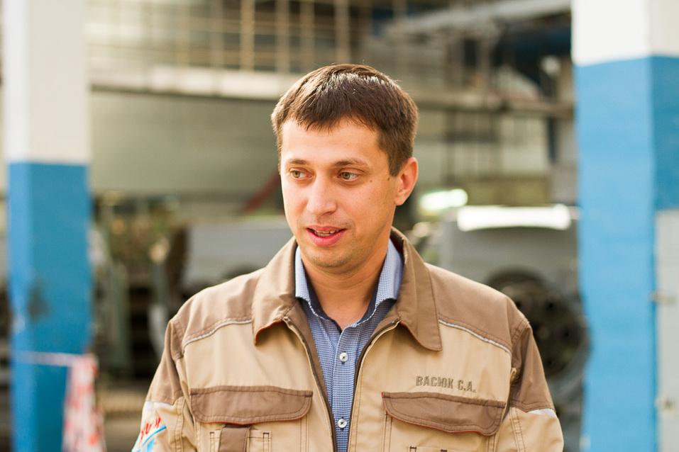 Сергей Васюк