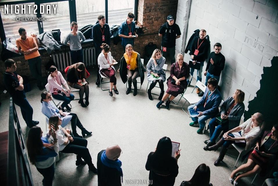 Старт пятого сезона реалити-шоу «ПРОСТО БИЗНЕС» в Челябинске  2