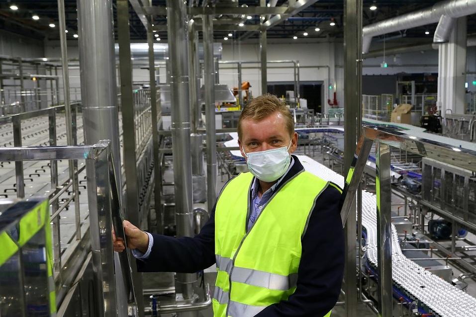 Инвестиции — 8 млн евро. Heineken в Нижнем Новгороде запускает новую линию баночного пива 1