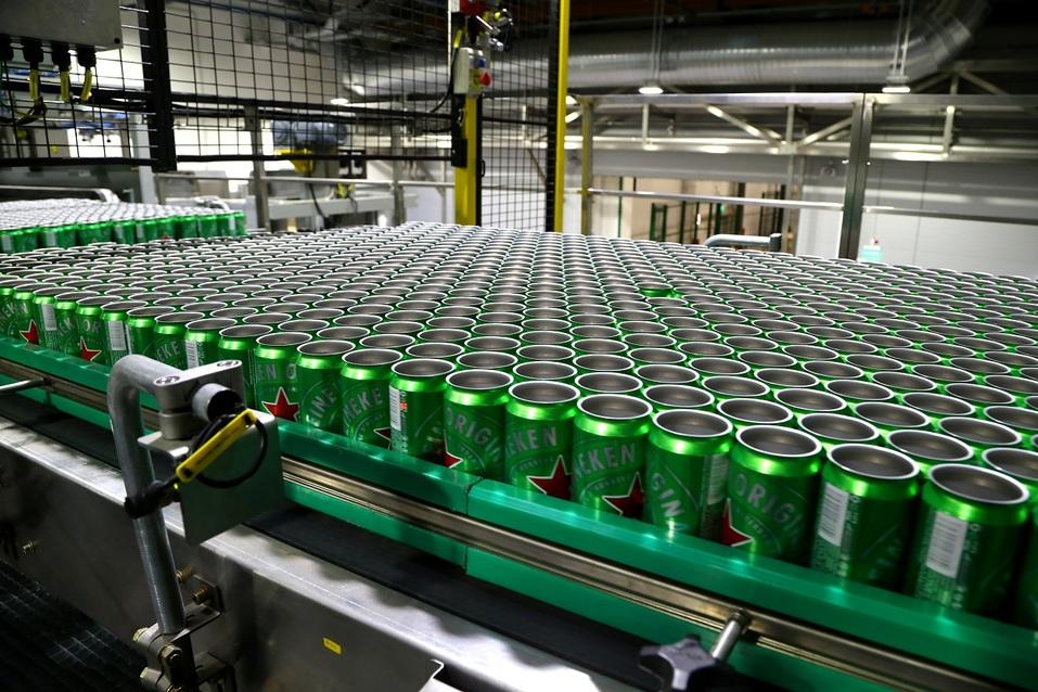 Инвестиции — 8 млн евро. Heineken в Нижнем Новгороде запускает новую линию баночного пива 3