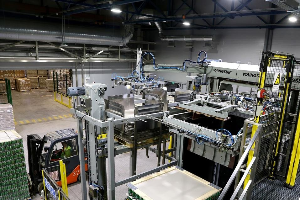 Инвестиции — 8 млн евро. Heineken в Нижнем Новгороде запускает новую линию баночного пива 2